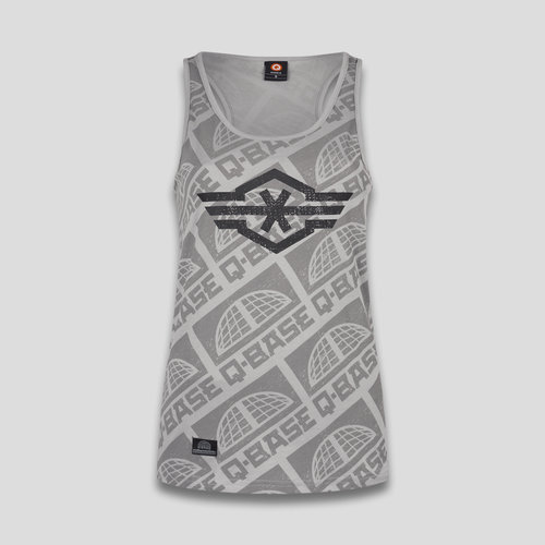 Q-base tanktop light grey