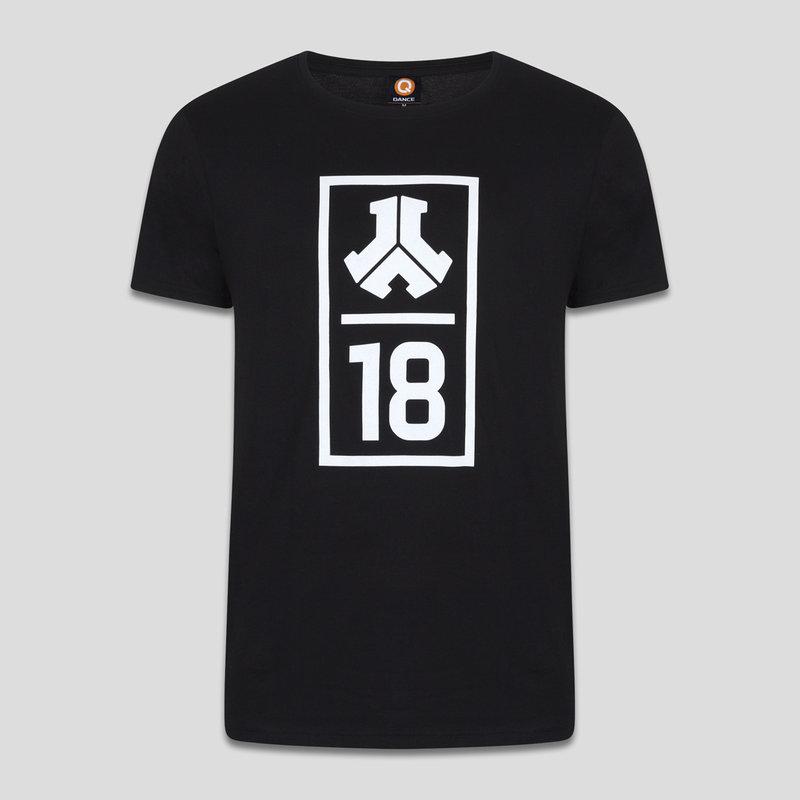 Defqon.1 t-shirt black