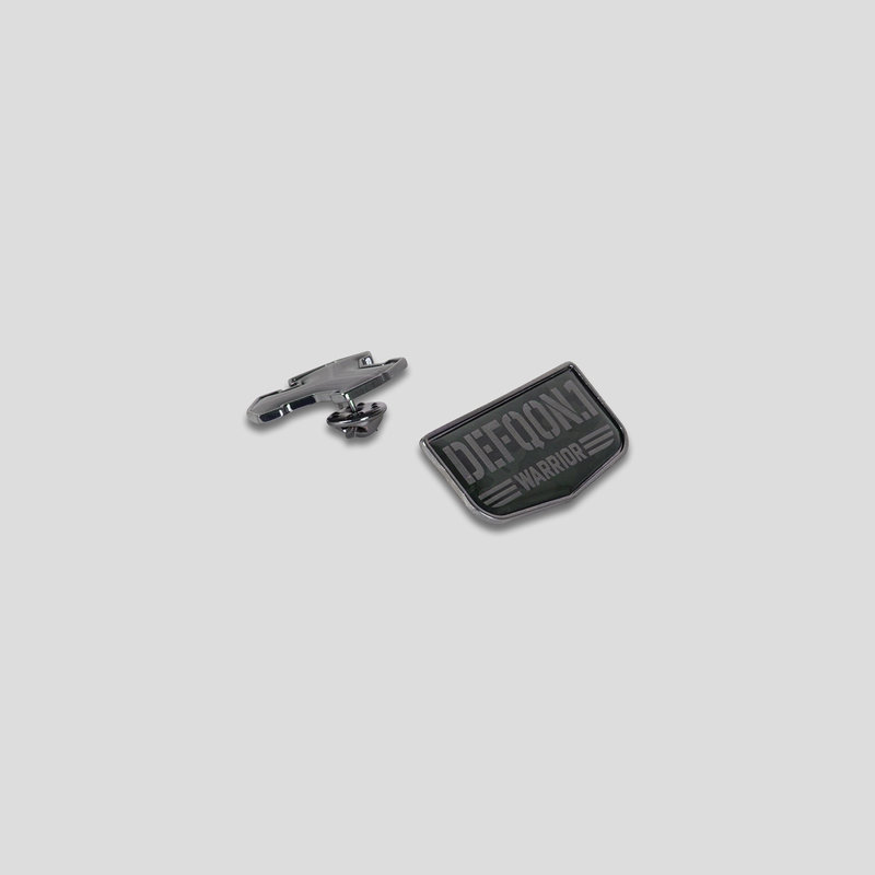 Defqon.1 pin buttons camo