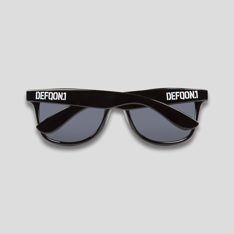 Defqon.1 sunglasses black