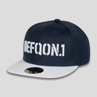 Defqon.1 snapback blue