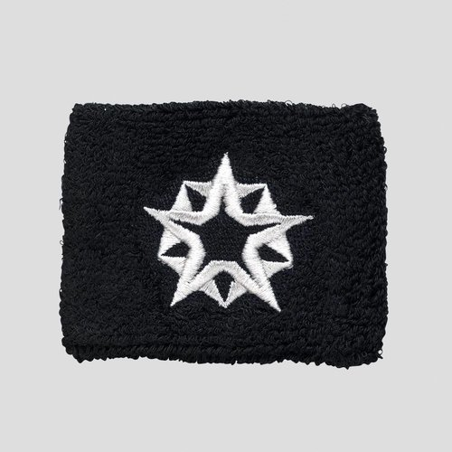Qlimax sweatband black