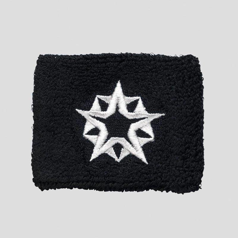Qlimax sweatband black