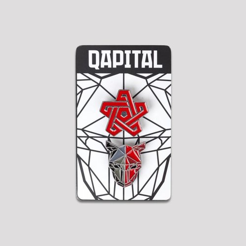 Qapital pin buttons