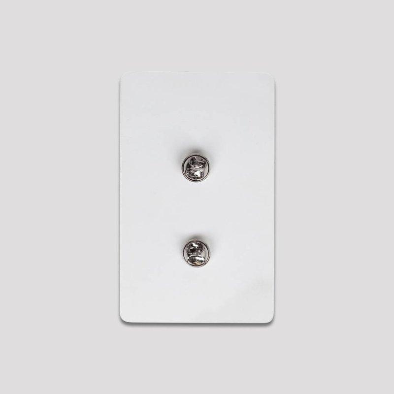 Qapital pin buttons