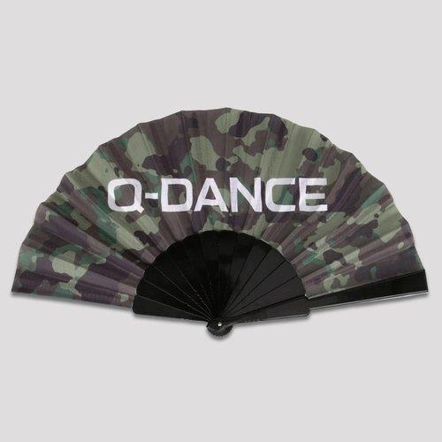 Q-dance handfan army