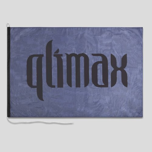Qlimax flag grey