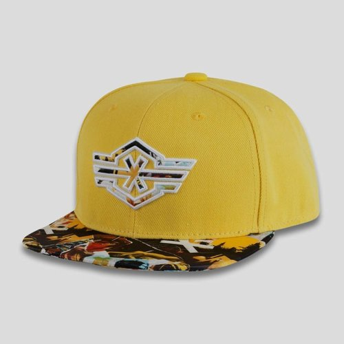 Q-base snapback yellow