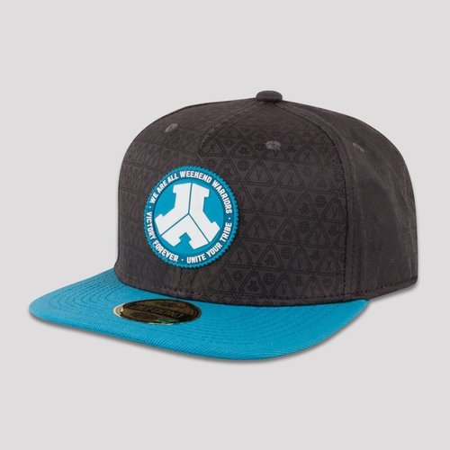 Defqon.1 snapback blue/grey