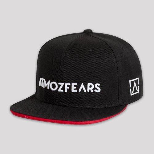 Atmozfears snapback black/red