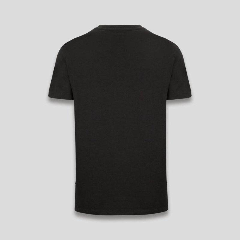 Q-dance wasted t-shirt black