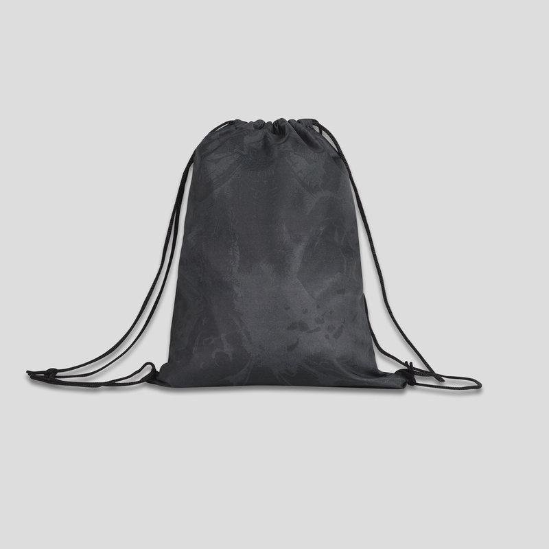 Defqon.1 stringbag black/gold
