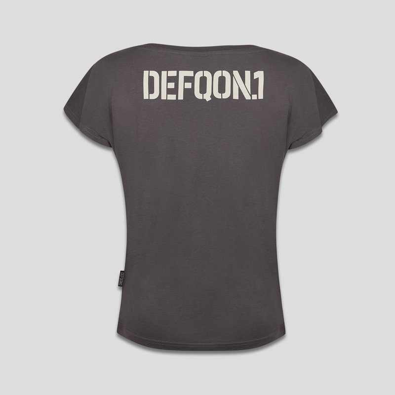 Defqon.1 t-shirt dark grey