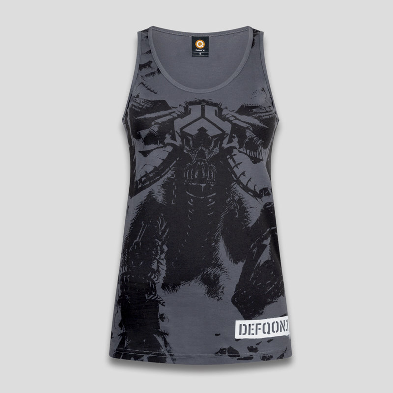Defqon.1 tanktop dark grey
