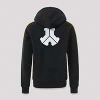 Defqon.1 Power hour hoodie black/banana tape