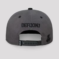 DEFQON.1 SNAPBACK GREY/BLACK