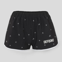 Defqon.1 power hour shorts black/crosses