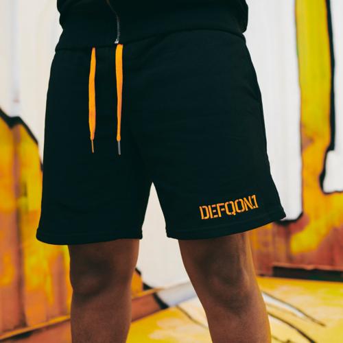 Defqon.1 short black/orange