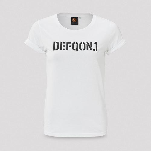 Defqon.1 t-shirt white