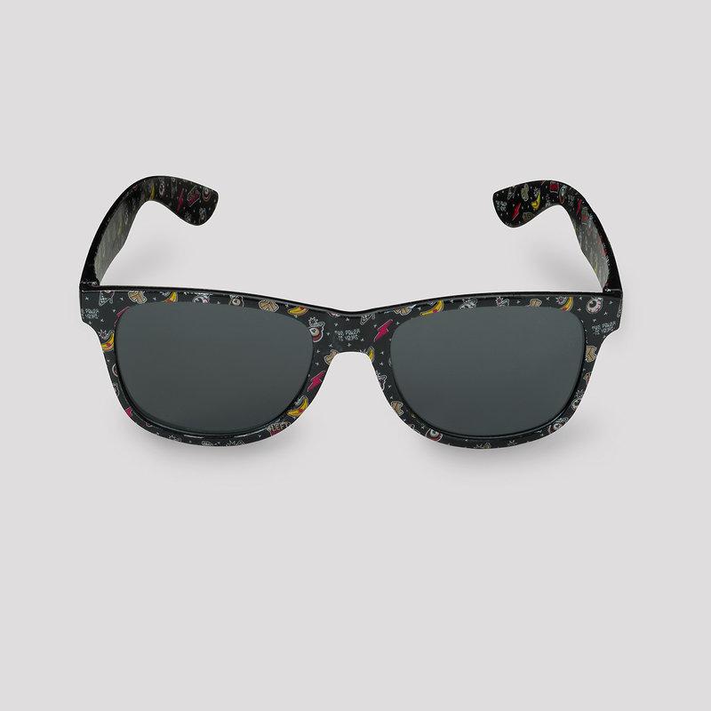 Defqon.1 Power Hour sunglasses black/pattern