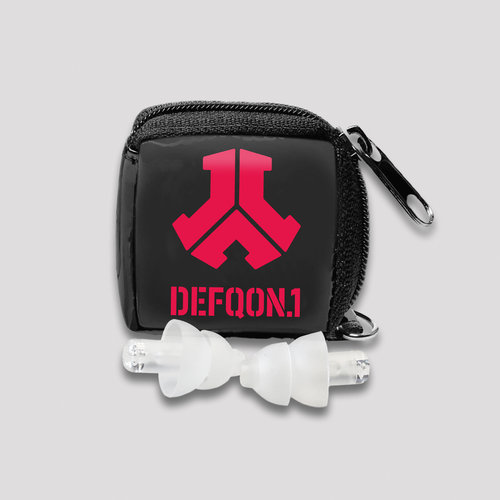 Defqon.1 earplugs
