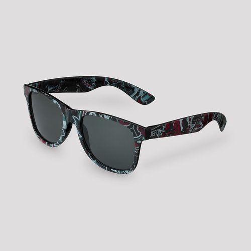 Defqon.1 sunglasses red/sticker bomb