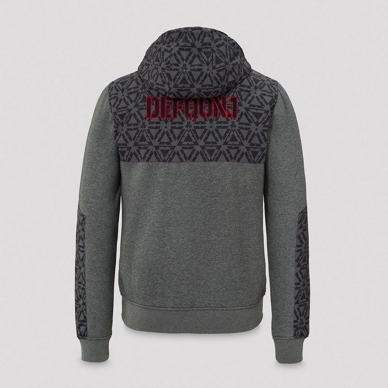 Defqon.1 nylon sweat grey/pattern
