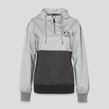 DEFQON.1 Defqon.1 wind jacket grey/reflective