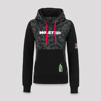 Defqon.1 hoodie black/wasted