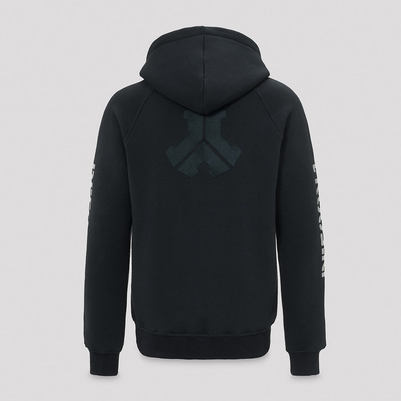 Defqon.1 hoodie navy/reflective