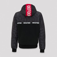 Defqon.1 thick vest black/wasted