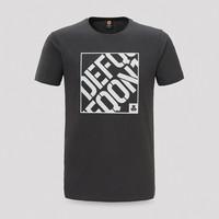 Defqon.1 t-shirt anthracite/white