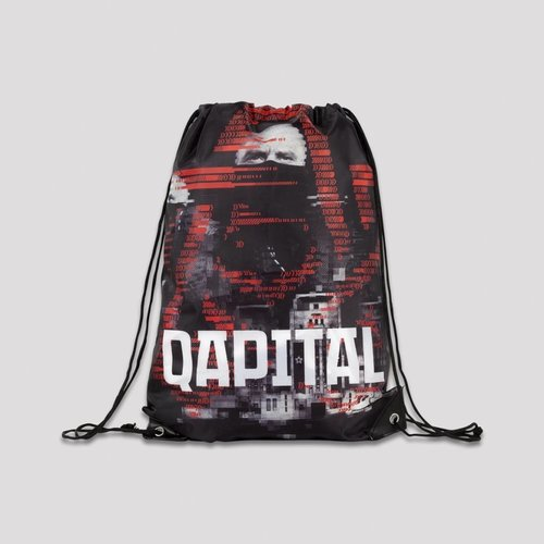 Qapital theme stringbag