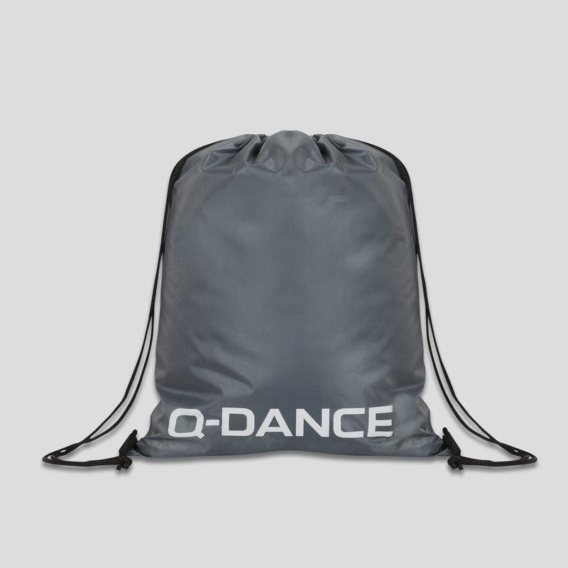 Q-dance stringbag grey