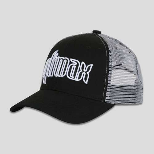 Qlimax baseball cap black/white