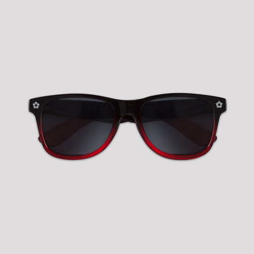 Qlimax sunglasses black/red