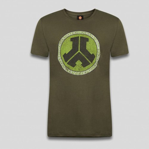 Defqon.1 t-shirt green