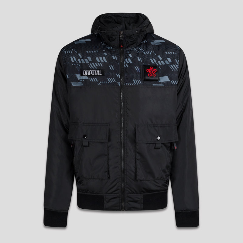 Qapital jacket black