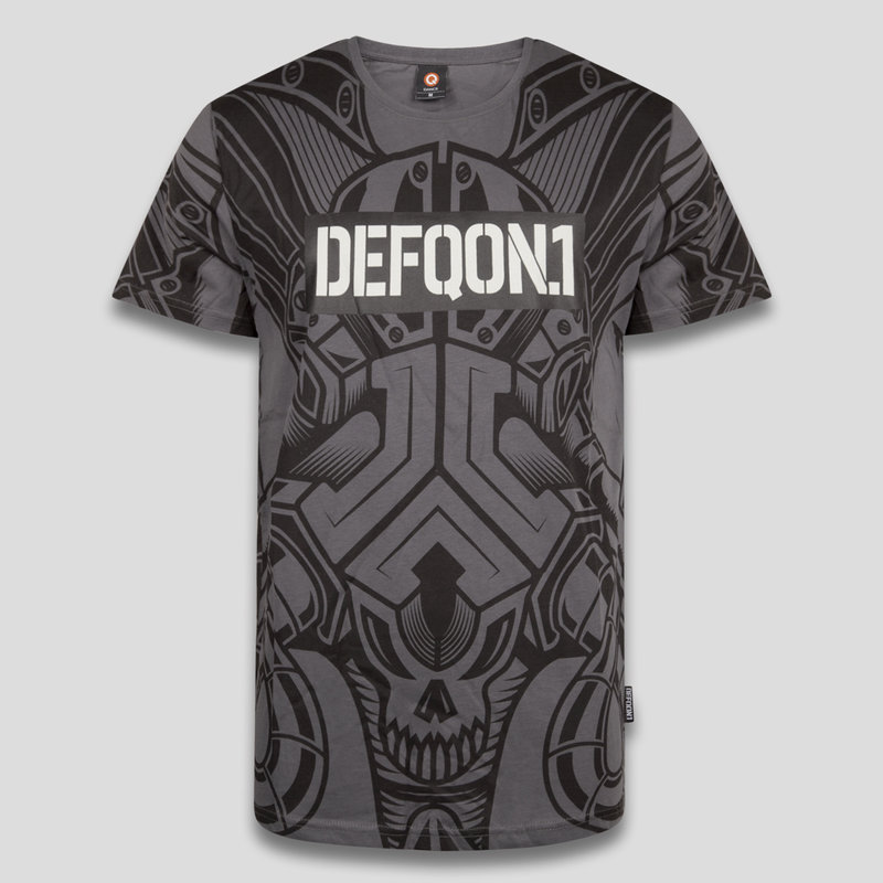 Defqon.1 t-shirt dark grey