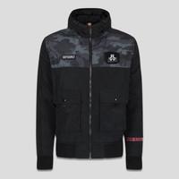 Defqon.1 nylon jacket camo
