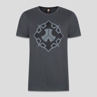 Defqon.1 t-shirt anthracite