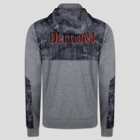 Defqon.1 nylon sweat grey