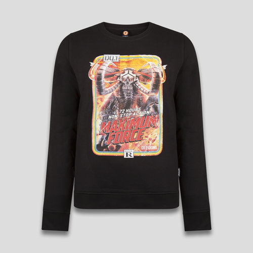 Defqon.1 theme crewneck black