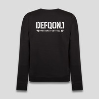 Defqon.1 theme crewneck black