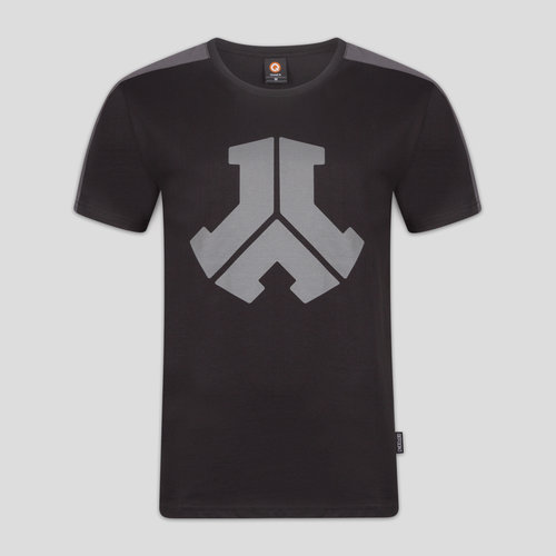 Defqon.1 t-shirt black/anthracite