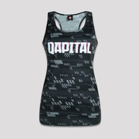 Qapital tanktop grey