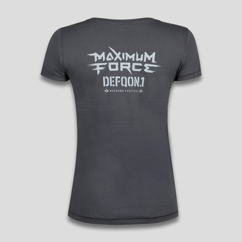 Defqon.1 theme t-shirt anthracite