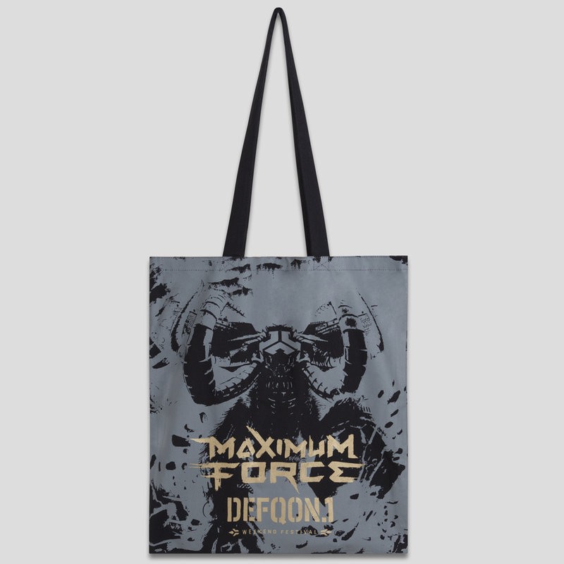 Defqon.1 theme cotton bag