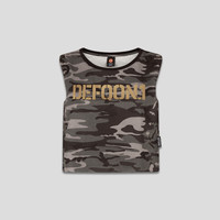 Defqon.1 short tee camo