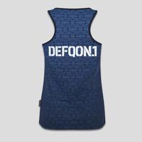 Defqon.1 tanktop navy